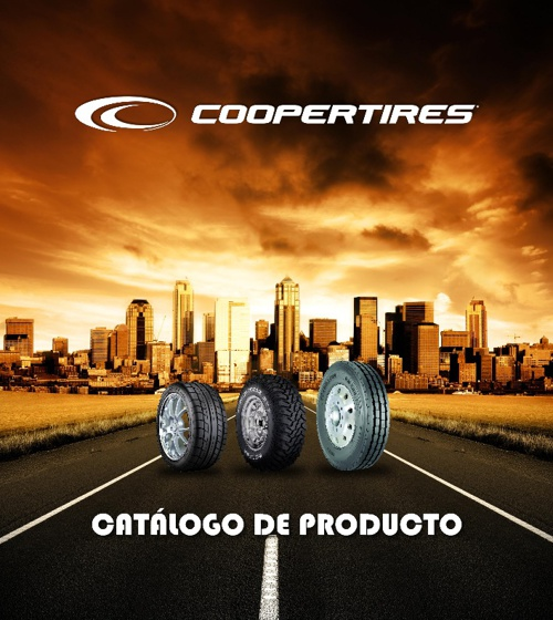 Catalogo COOPER TIRES