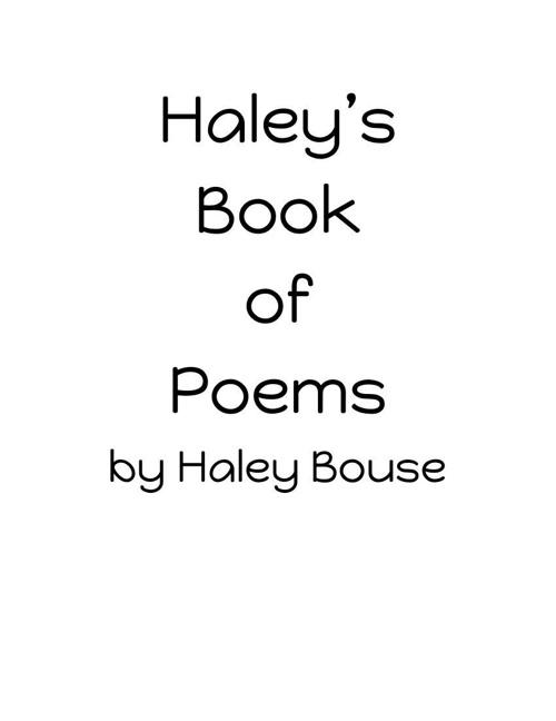 HaleysBookofPoems (1)