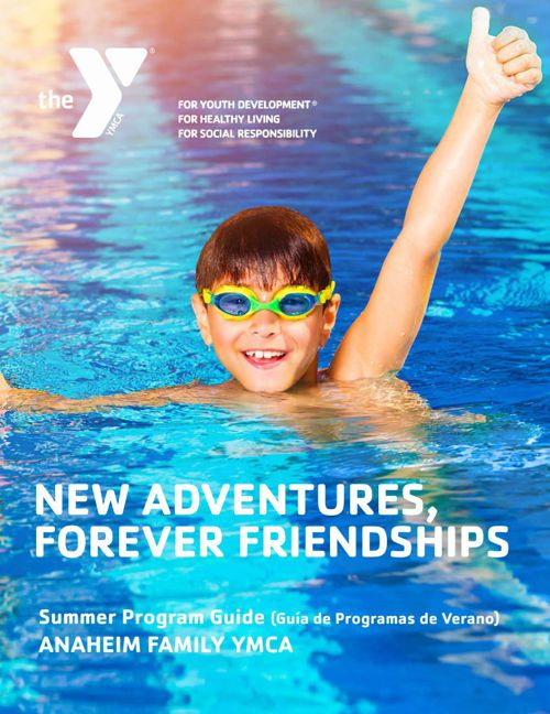 Anaheim Family YMCA Summer Program Guide 2015