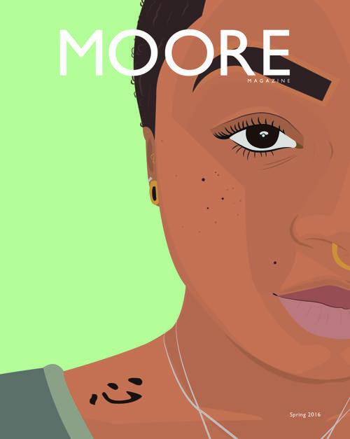 Moore Magazine Spring 2016
