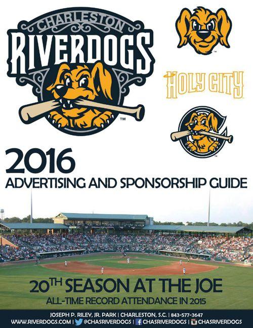 16 RiverDogs Sponsorship Guide