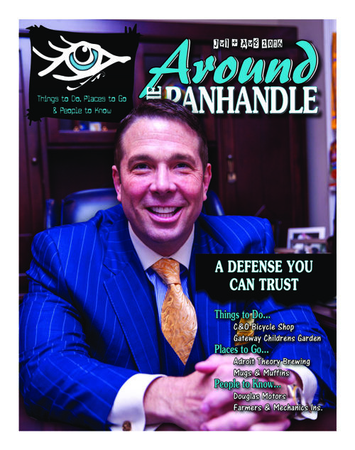 Around The Panhandle - July & August 2016