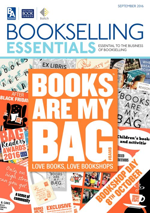 Bookselling Essentials - September 2016
