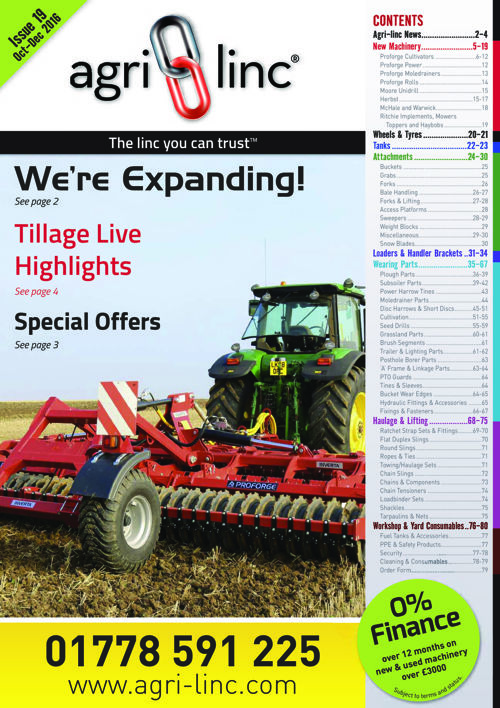 Agri-Linc Catalogue - October 2016