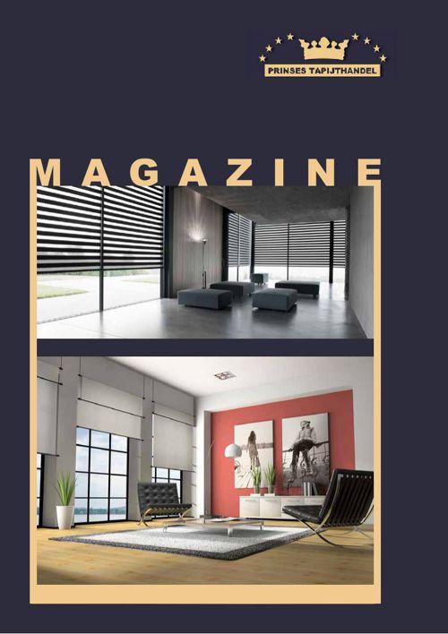 Woonmagazine Prinsestapijt 2015
