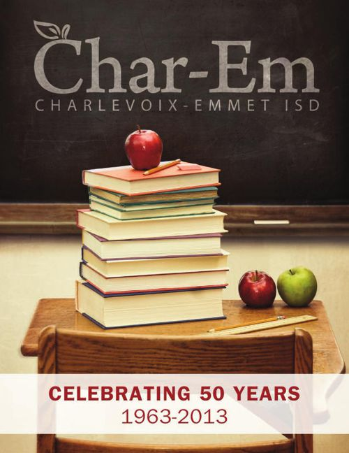 Char-Em ISD 50th Anniversary Book