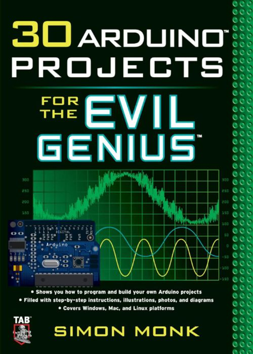30 projects of Arduino for evil Genius