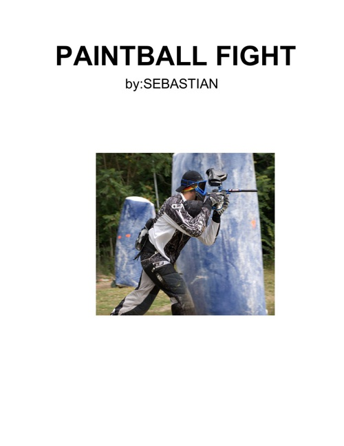 Paintball By Sebastian