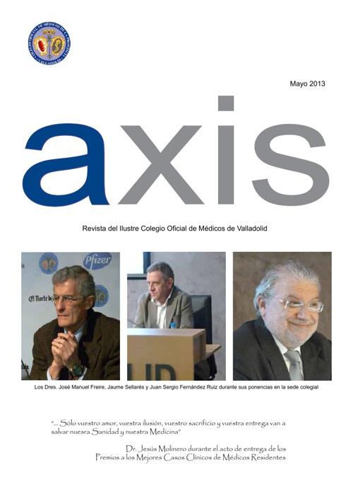 Revista AXIS MAYO