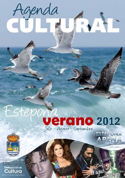 Agenda Cultural Estepona 2012