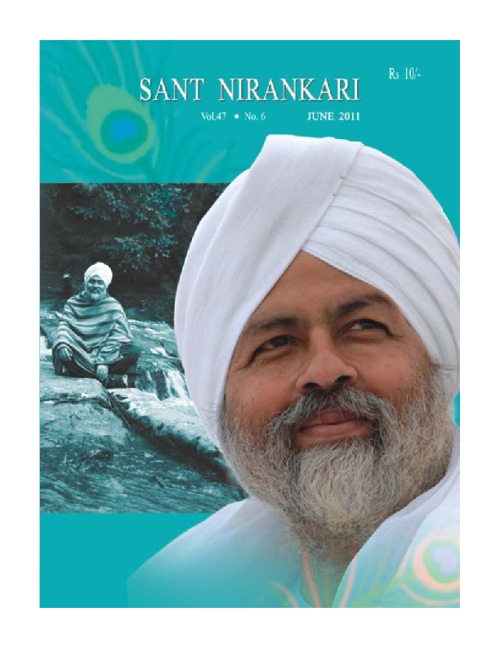 Sant Nirankari 'English' 2011, June