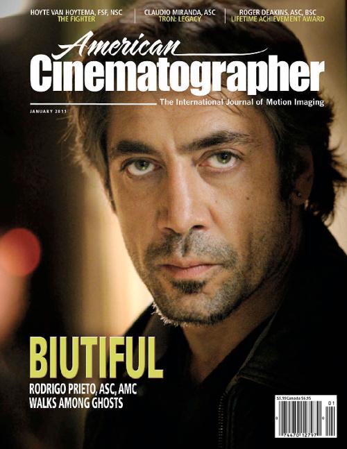 American Cinematographer Jan 2011