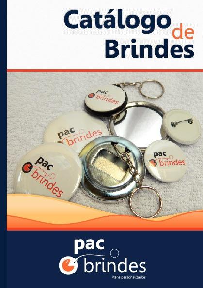 Catálogo de Brindes