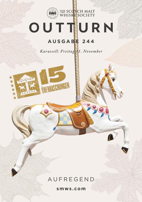 SMWS Outturn November 16-3 Aufregend - Deutsch