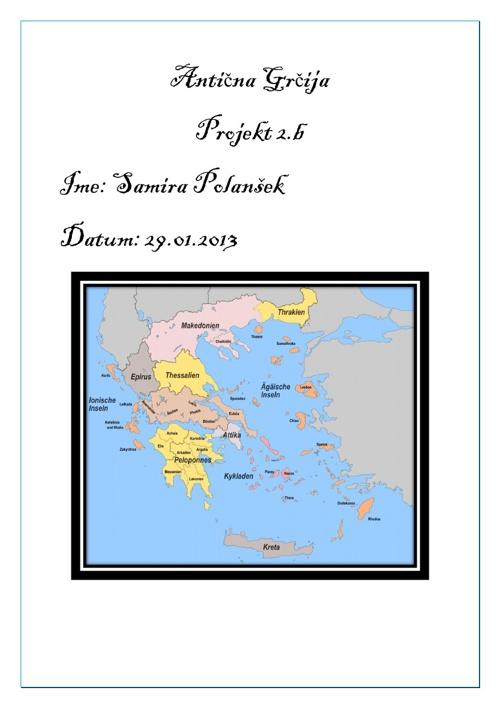 Anticna Grcija