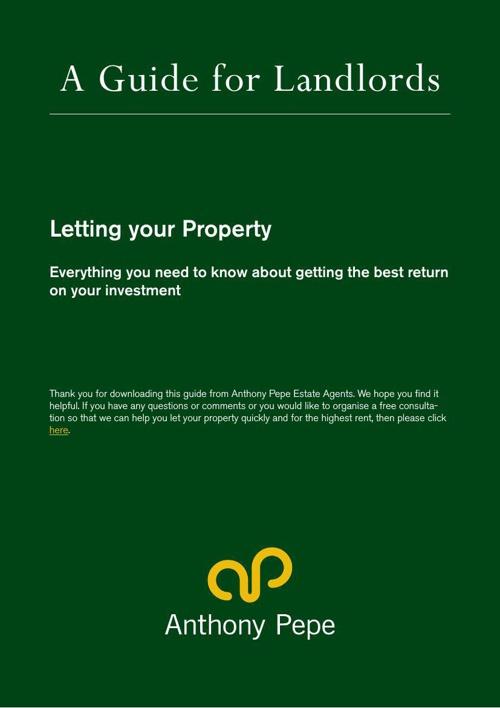 Landlords Guide