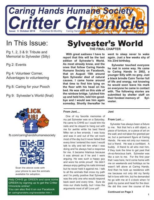 Issue 5 October 2014