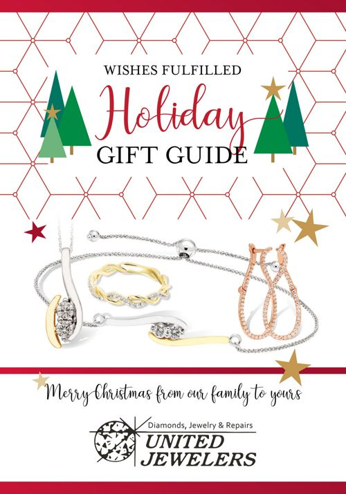 United Jewelers Holiday Gift Guide 2017