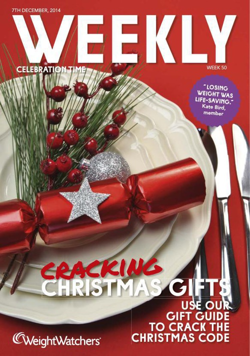 Weight Watchers Weekly Issue 50