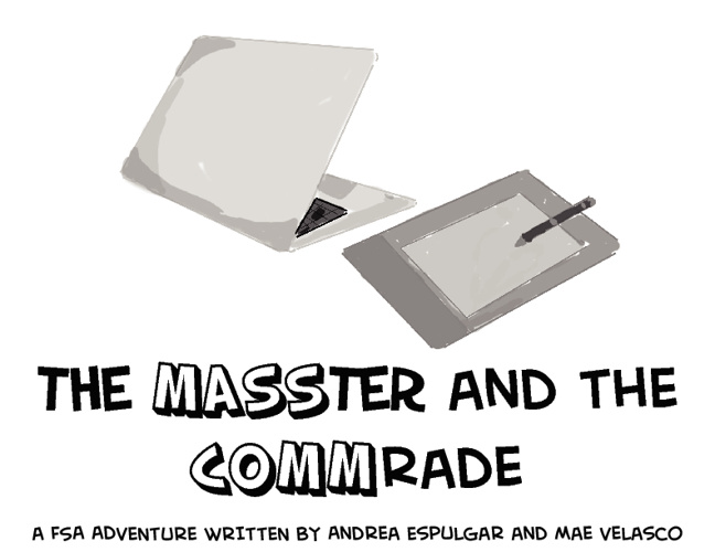 The MASSter and the COMMrade