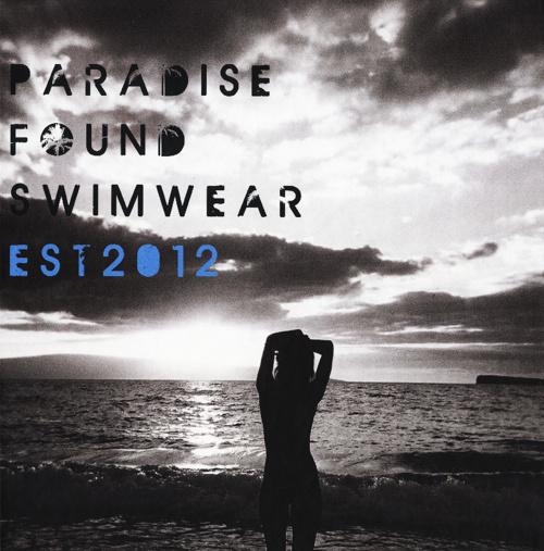 Paradise Found Swimwear