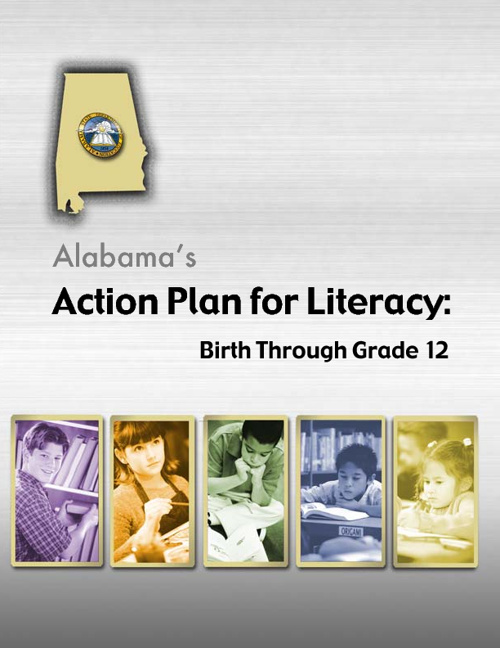 State Literacy Plan : ALSDE July 2011
