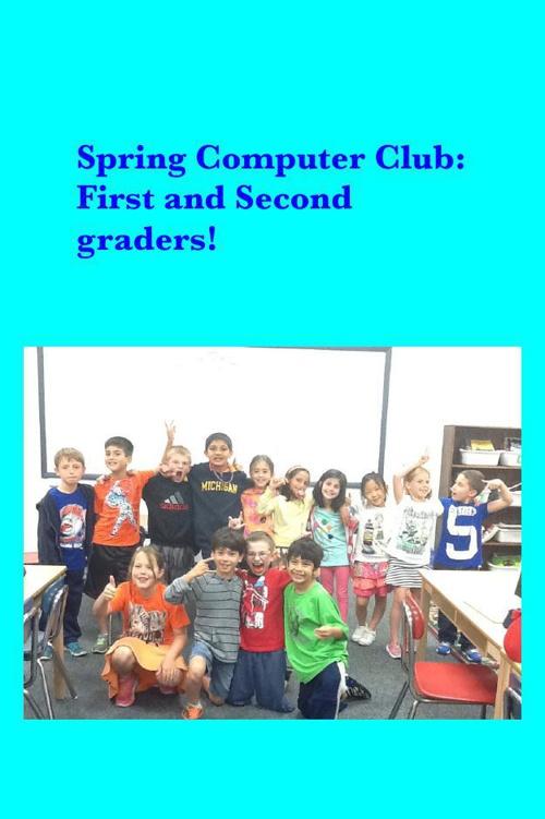 Spring 2014 Computer Club Book