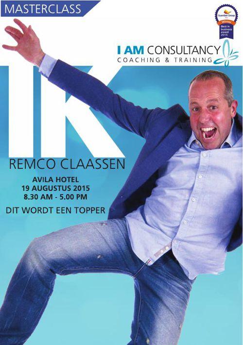 Masterclass IK Remco Claassen