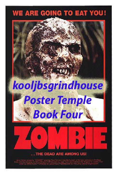 KOOLJBSGRINDHOUSE POSTER TEMPLE BOOK 4