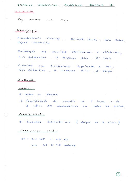 Caderno de SEAD
