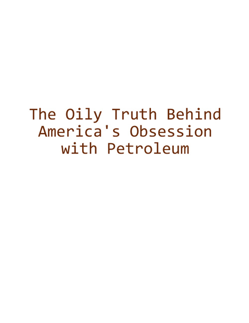 OPEC: A Flipsnack