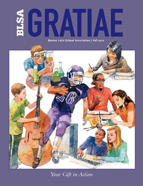 2012 Gratiae