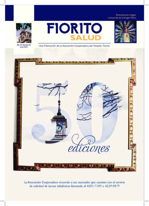 Revista Fiorito Salud Nº 50