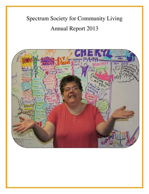 Spectrum Annual Report 2013
