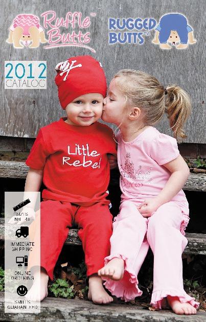RuffleButts & RuggedButts 2012 Catalog