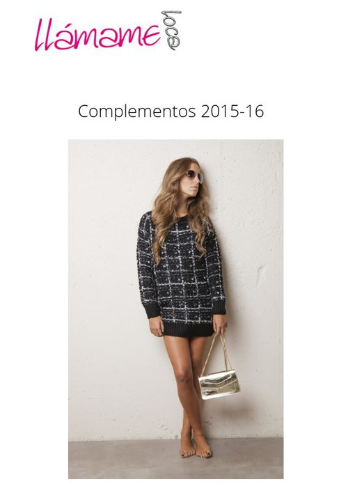Catalogo Completos 2015-16
