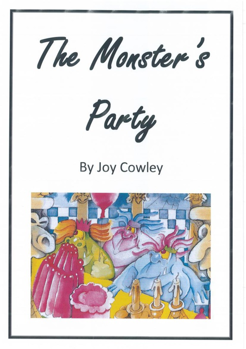 The Monster's Party By Great 8