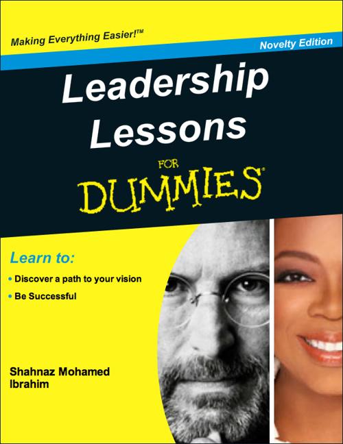 Leadership Portfolio