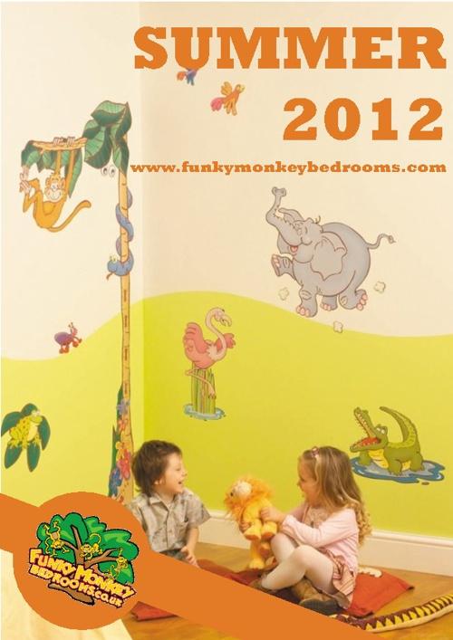 Funky Monkey Bedrooms Summer 2012