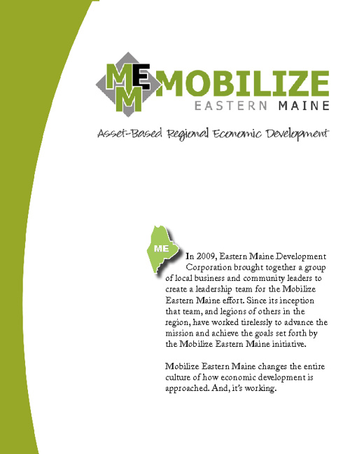 Mobilize Eastern Maine Project Presentations