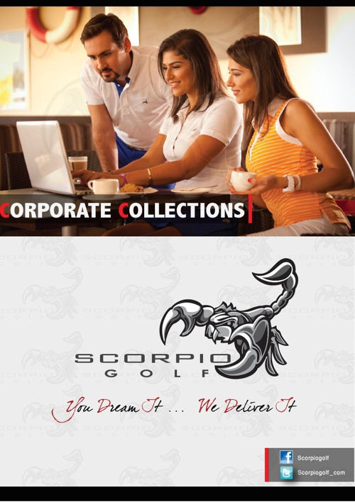 SCORPIOGOLF CORPORATE