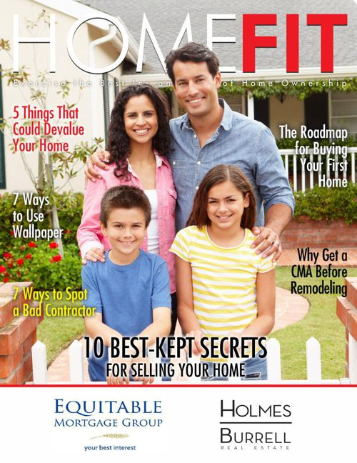 HomeFit Issue Nine Jason Holmes