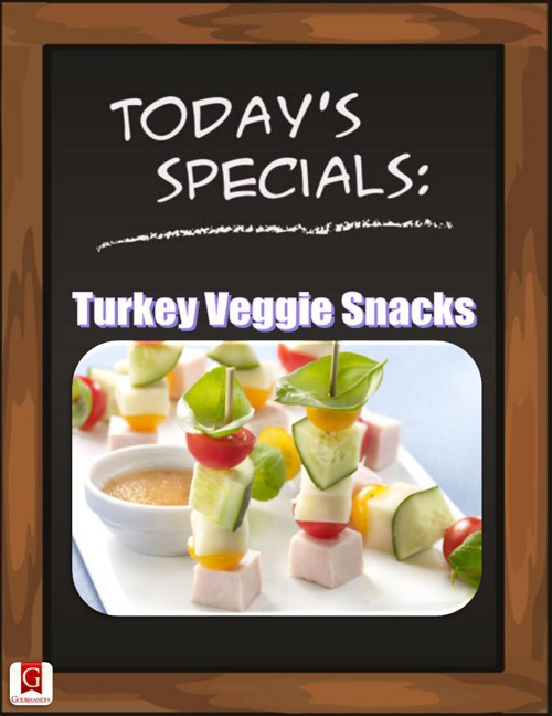 Turkey Veggie Snacks