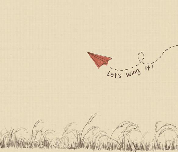 Let's Wing It!