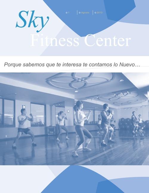Revista Sky Fitness & Beauty