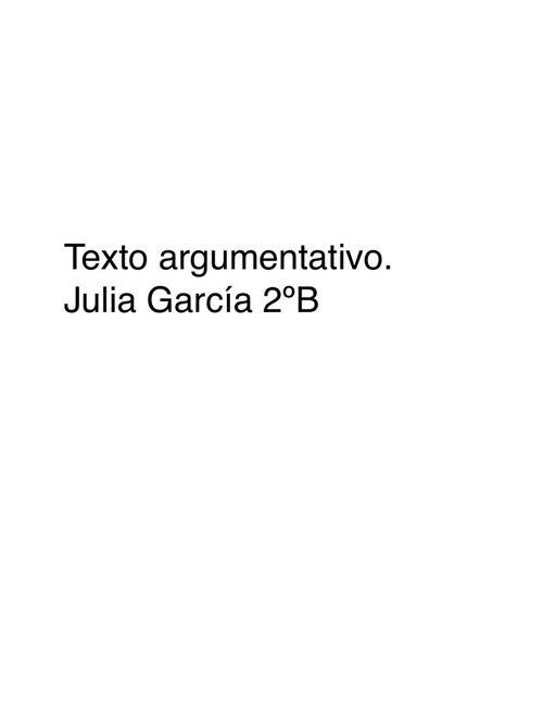 Texto argumentativo PDF