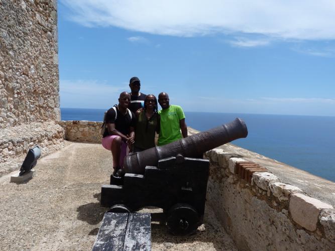 Winston's Birthday in Santiago de Cuba 2014 085
