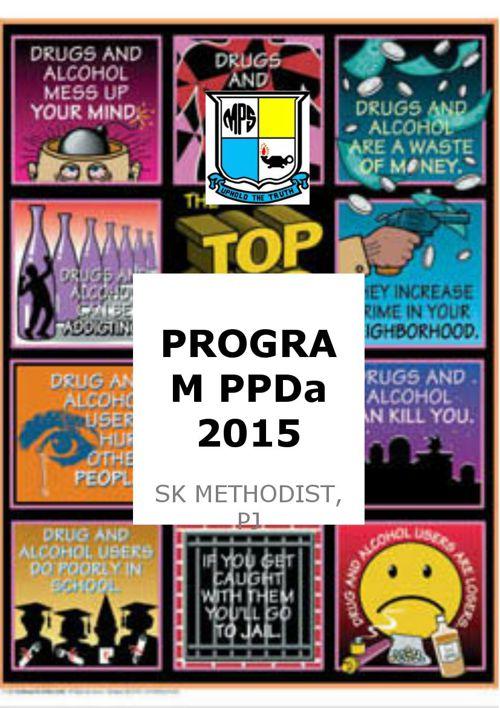 MINGGU PPDa 2015