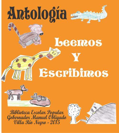 Antología: LEEMOS Y ESCRIBIMOS