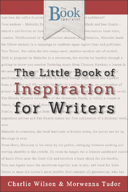 The Little Book of Inspiration for Writers
